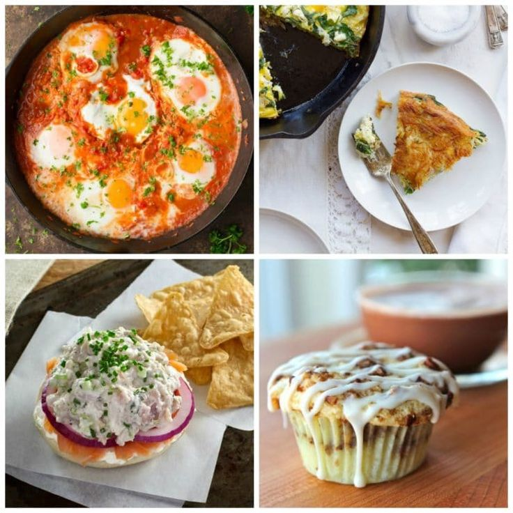 Breaking the Fast with Brinner - 30 Easy Recipes