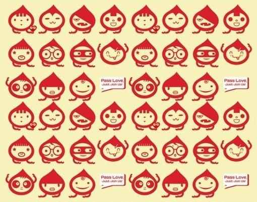 ,Whimsical People , Resources for Art Students CAPI ::: Create Art Portfolio Ideas at milliande.com , Art School Portfolio, Cute, Whimsical, Cartoon, Kawaii, Icon, Illustration