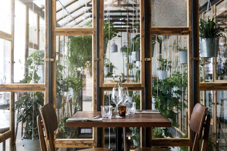 Restaurant Väkst, Copenhagen Genbyg Design