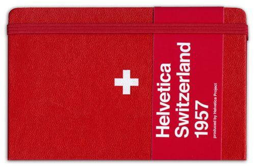 moleskinHelvetica Switzerland, Moleskine Red, Switzerland 1957, Helvetica Moleskine, Helvetica Editing, Moleskine Helvetica, Red Design, Design Red, Helvetica 1957