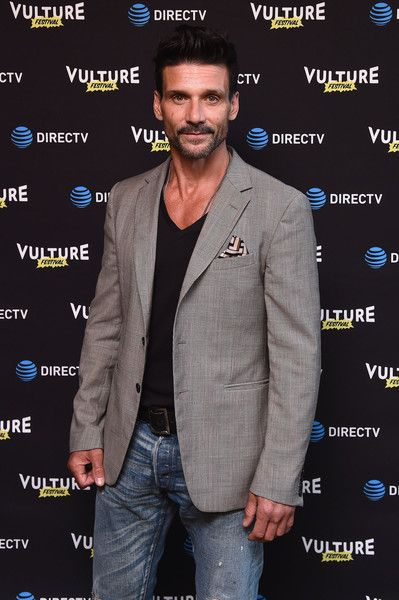 Frank Grillo Photos - Actor Frank Grillo attends the Vulture Festival Opening Night Party sponsored by DirecTV at The Top of The Standard on May 20, 2016 in New York City. - Vulture Festival Opening Night Party Sponsored by DirecTV