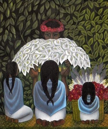 Raul Anguiano : Seated Woman