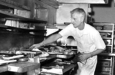 Bern Laxer of Bern's Steakhouse