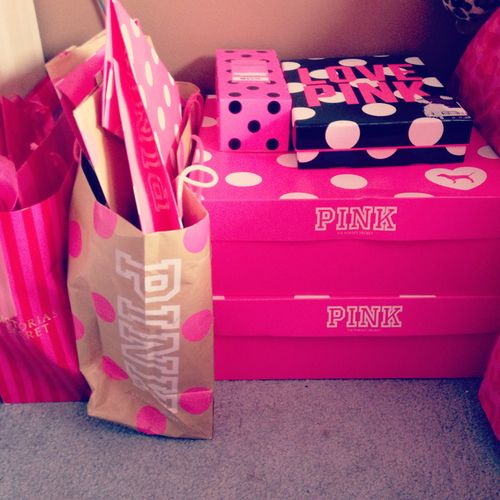 Victoria's Secret Pink - Pink -vs pink - vs - cute clothes - work out clothes - pajamas