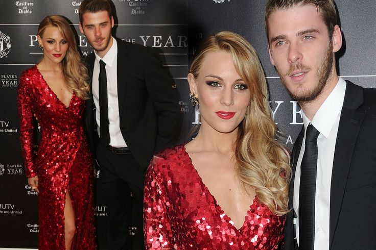 """David De Gea's Girlfriend"": British newspapers rush to cover Edurne via @williamleeadams"