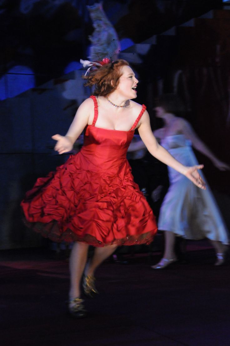 Sarah Nealis as Juliet in Romeo & Juliet, 2009.#calshakes40th: Anniversaries Image, 40Th Anniversaries