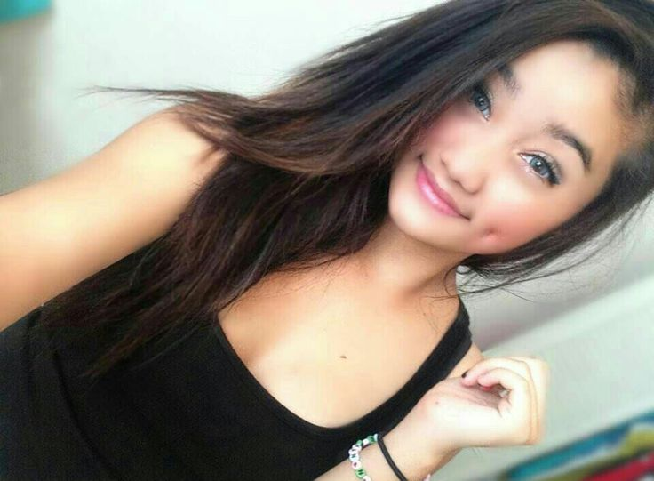 Cute Dimpel Blue Eyes Asian Brown Hair People