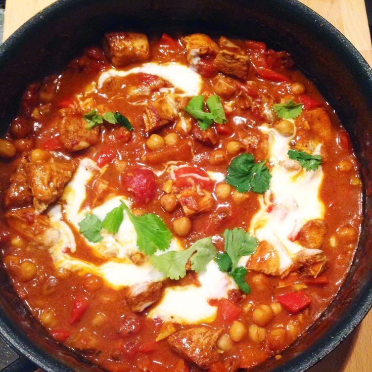 Recept: Kip Tikka Masala