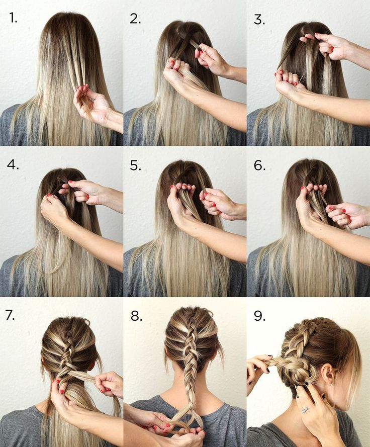 how to style a simple dutch braid