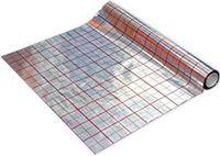 Фольга алюминиевая для теплого пола KOTAR Izofolix экономит около 6% тепловой энергии.
