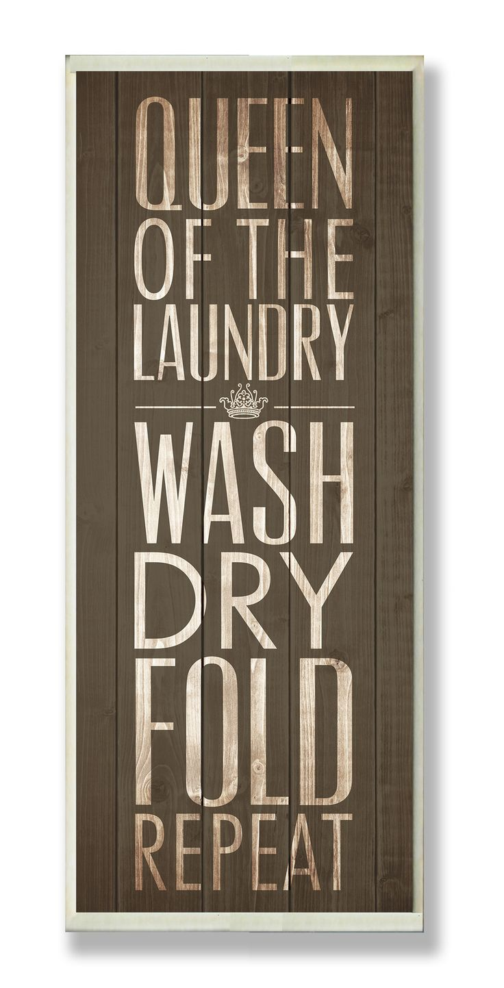 Laundry Room Wall Plaques Mesmerizing 35 Best Laundry Room Ideas Images On Pinterest  Laundry Room Decorating Inspiration