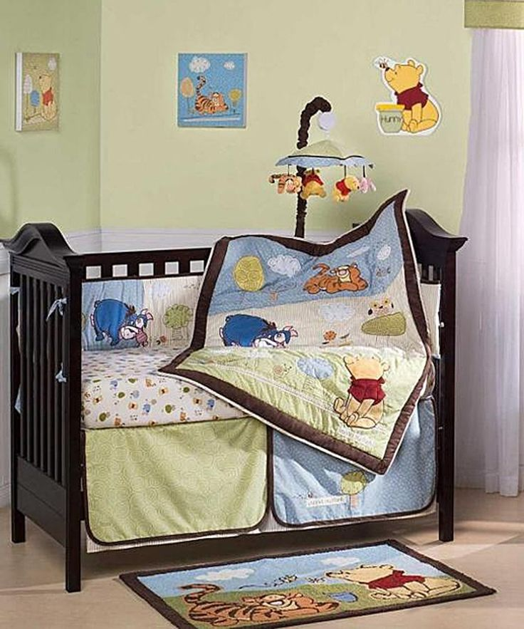 51 best baby waller images on pinterest - Cute winnie the pooh baby furniture collection ...
