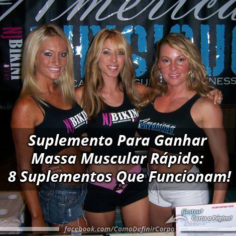 Suplemento Para Ganhar Massa Muscular Rápido: 8 Suplementos  Que Funcionam!  Clique ↘ https://segredodefinicaomuscular.com/suplemento-para-ganhar-massa-muscular-rapido-8-suplementos-que-funcionam/  Se gostar do artigo compartilhe com seus amigos :)  #bomd