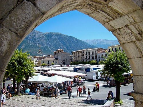 Sulmona, LAquila, Abruzzi, Italy - City, Town and Village of the world