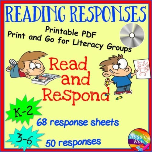 Educational-Reading-Resource-Print-and-Go-Reading-Responses-for-Literacy-Groups