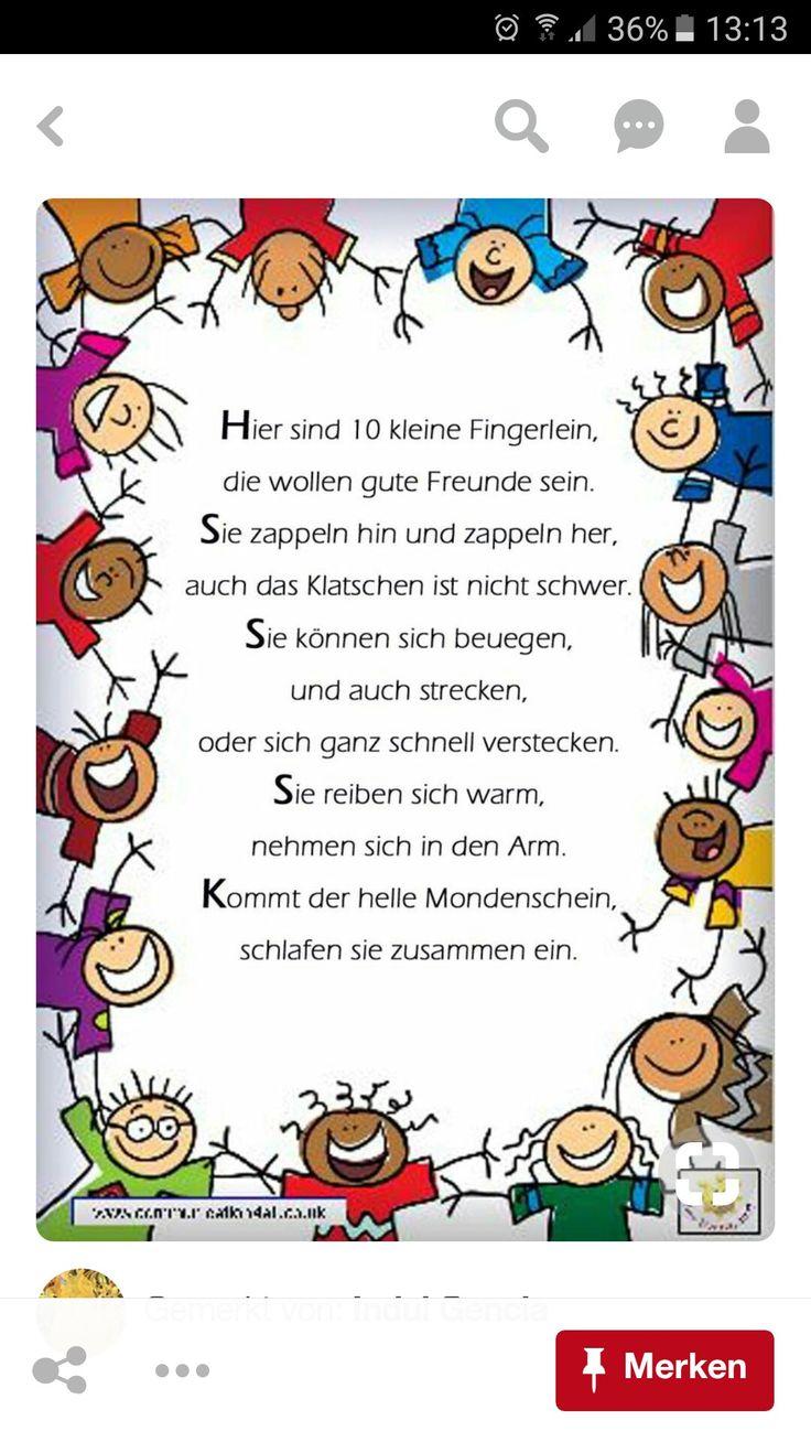 Sprüche Zum Kindergartenstart