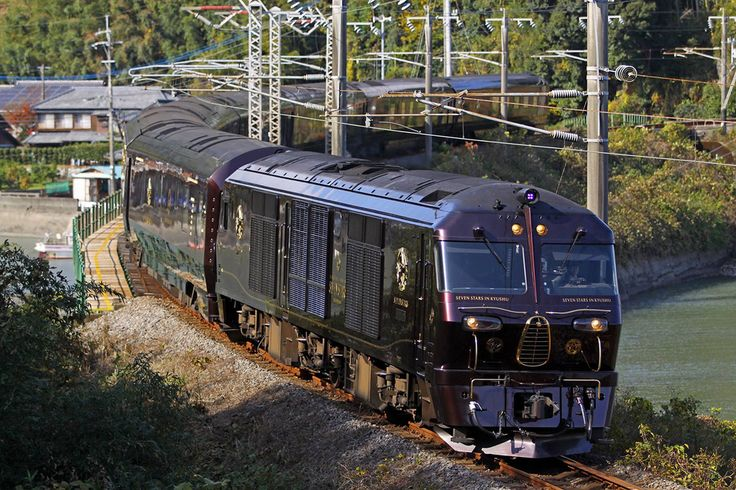 Kawasaki Diesel-electric Locomotive, JR Kyushu DF200 7000 at Jinnouchi In Japan