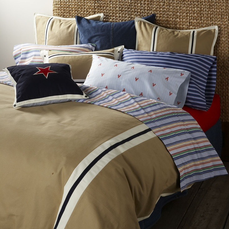Tommy Hilfiger All American Classics Ghurka College Dorm Pinterest Room Comforter And
