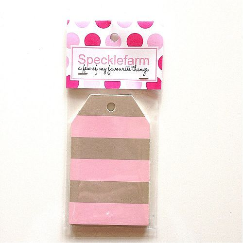 Small Swing Tag-  Set of 8 at The Stylist Splash Shop