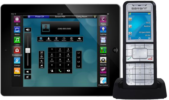 IPad Integrated Phone And Intercom System. Achieve