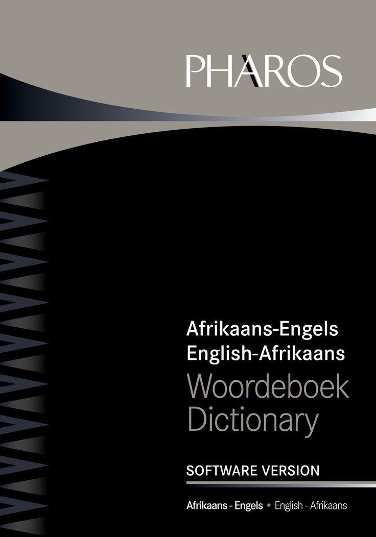 PHAROS Afrikaans-Engels — English Afrikaans