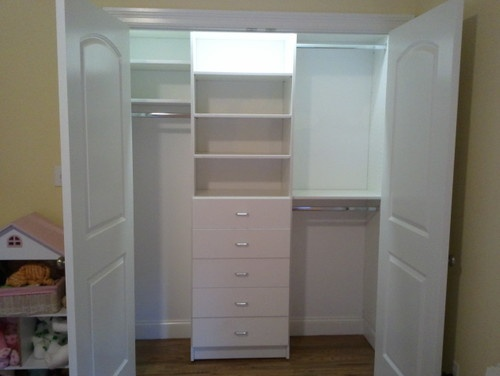 Small Closet Ideas: Storage & Closets Photos Small Closet Design ...