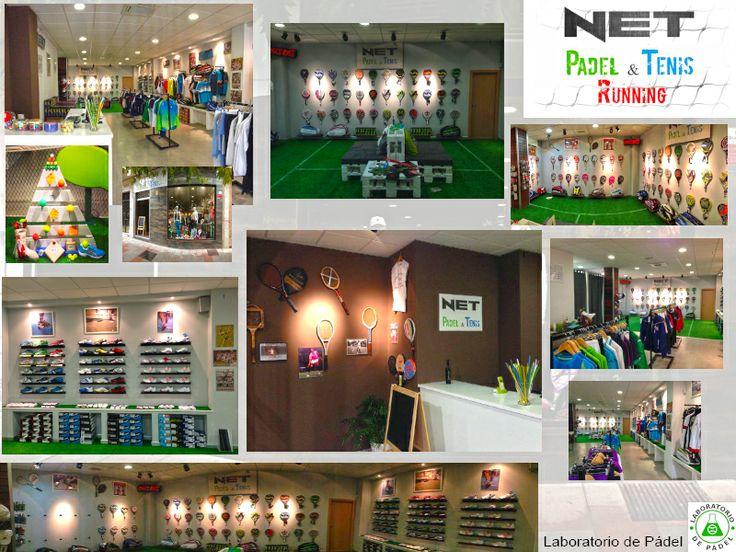 Net Padel&Tenis. Historia, Arte y Deporte en un local de 140 m2. En Martos (Jaén).