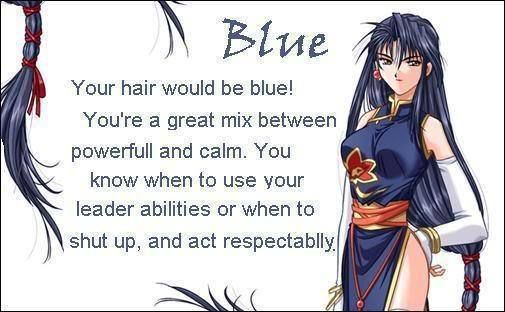 anime hair colours meaning - google