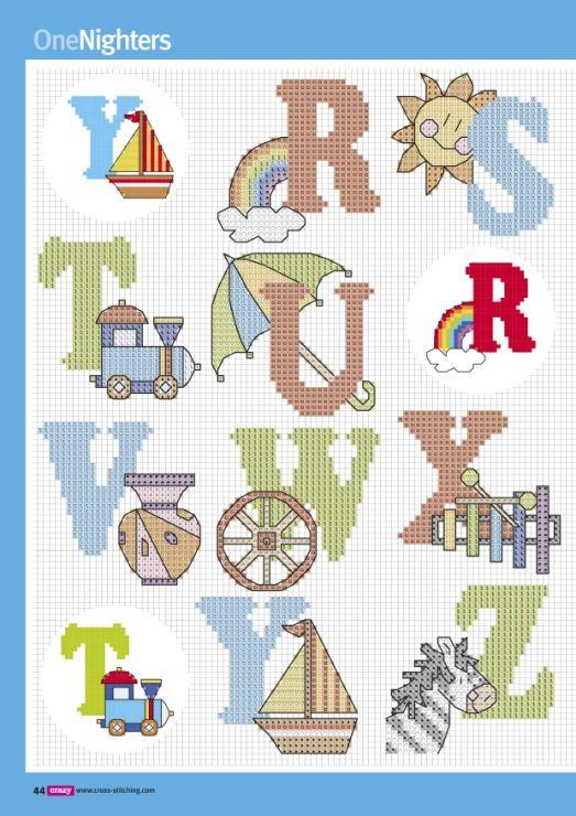 Gallery.ru / Ôîòî #44 - Cross Stitch Crazy 194 - WhiteAngel