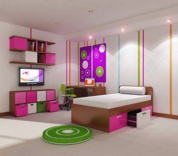 1000 images about cuartos on pinterest tumblr room for Decoracion dormitorios infantiles
