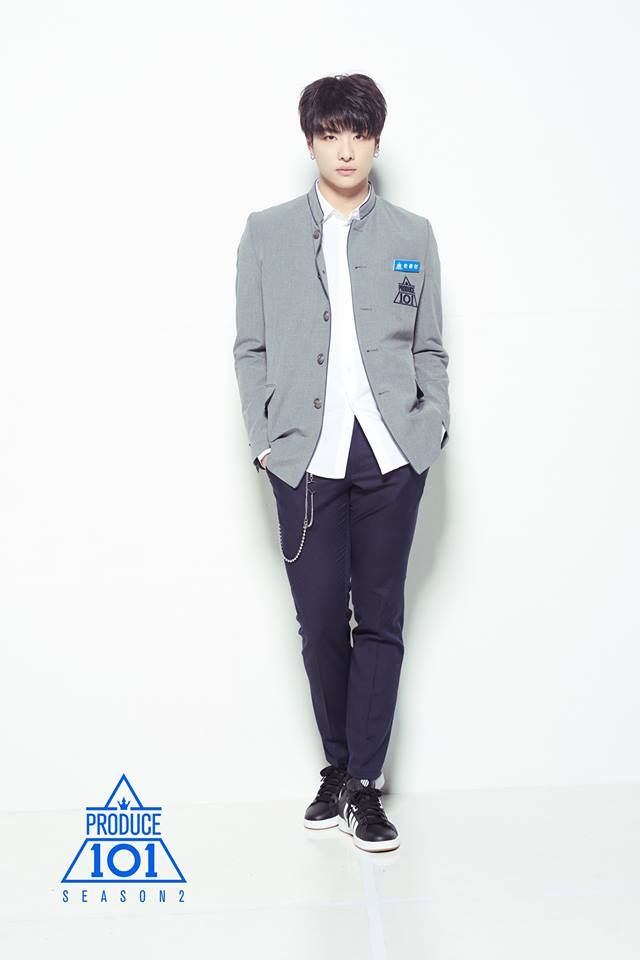 produce 101 s2 boys profile photos han jongyeon, produce 101 season 2, produce 101 season 2 profile, produce 101 season 2 members, produce 101 season 2 lineup, produce 101 season 2 male, produce 101 season 2 pick me, produce 101 season 2 facts