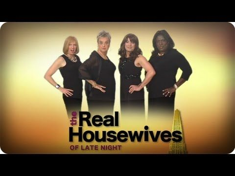 Late Night with Jimmy Fallon - The Real Housewives of Late Night in Indianapolis   SO FUNNY