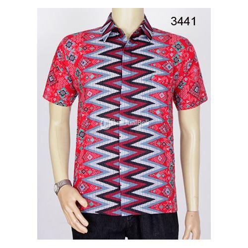 Kemeja Baju Batik Khas Pekalongan 3441 (Harga Grosir) - Dijual - Tribun JualBeli