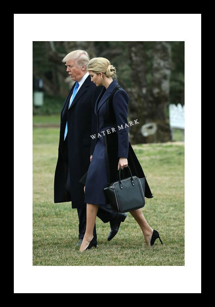 PRESIDENT DONALD TRUMP 4x6 PHOTO PRINT With IVANKA TRUMP Daughter Family | Collectibles, Historical Memorabilia, Political | eBay!