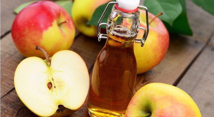 bio appelazijn, biologische appelciderazijn