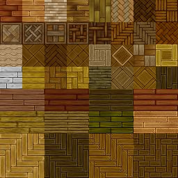 RPG Maker Wooden Floor by Ayene-chan.deviantart.com on @deviantART