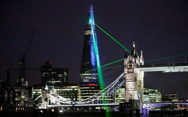 The Shard, London: The Shard, London Eyes, Tallest Building, Renzo Piano, Architecture, Lighting Show, London England, Design, Towers Bridges