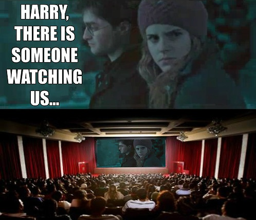 #TooFunnyForWords click on the pic for more! Funny Harry potter