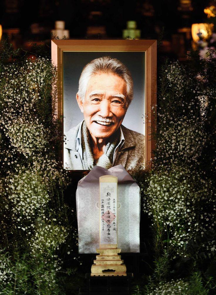 さようならおヒョイさん「献花の会」で600人が最後のお別れ デイリースポーツ(2017.2.15) #藤村俊二 #心筋梗塞 #心不全