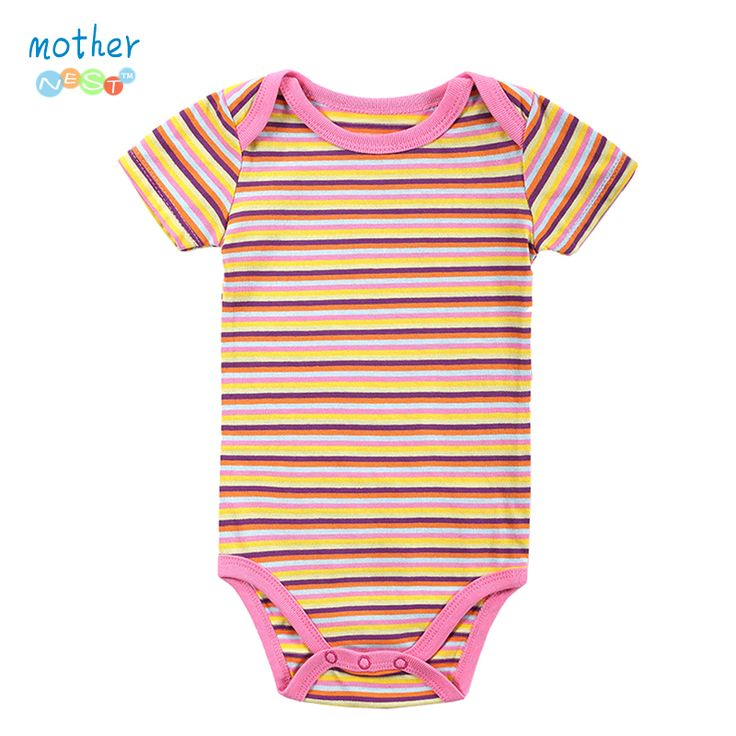 Newborn Baby Clothes summer Jumpsuits Cotton Sports Leotard Newborns Single Breasted Baby Rompers short Sleeve Baby Clothing SMS - F A S H I O N http://www.sms.hr/products/newborn-baby-clothes-summer-jumpsuits-cotton-sports-leotard-newborns-single-breasted-baby-rompers-short-sleeve-baby-clothing/ US $2.11