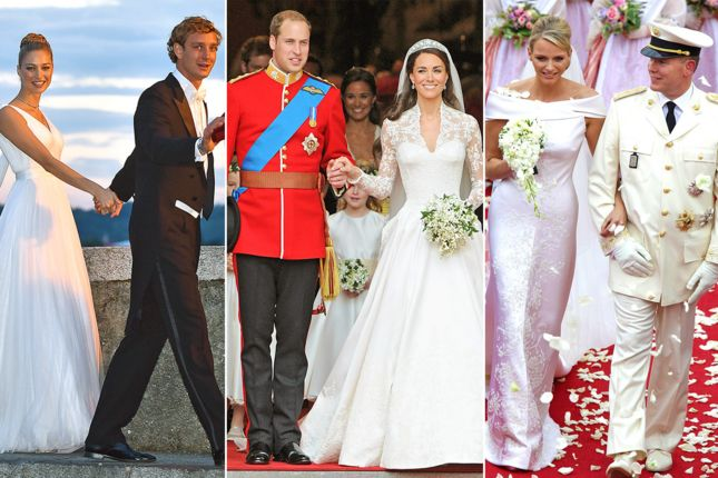 The Most Stylish Royal Weddings of the Decade . . . So Far