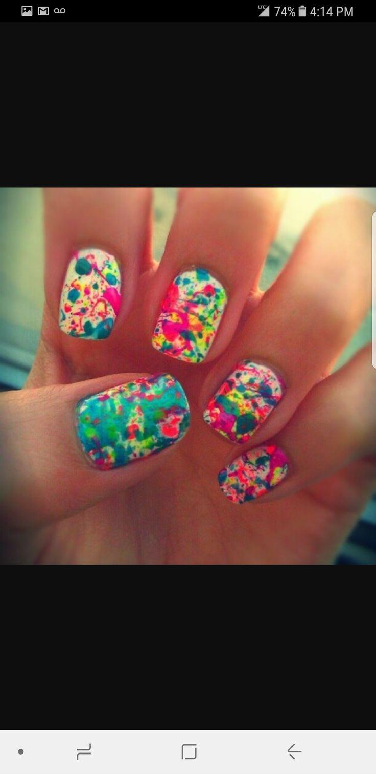 40 besten Nails Bilder auf Pinterest | Nagelkunst, Nagelpflege und ...