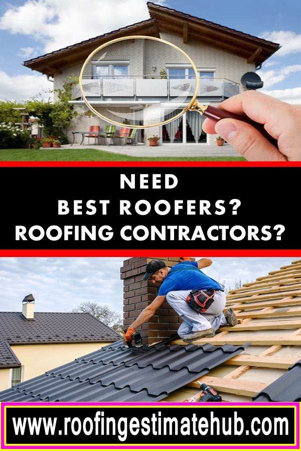 Getting A Roofing Estimate Cool Roof Roofing Estimate Roofing Contractors
