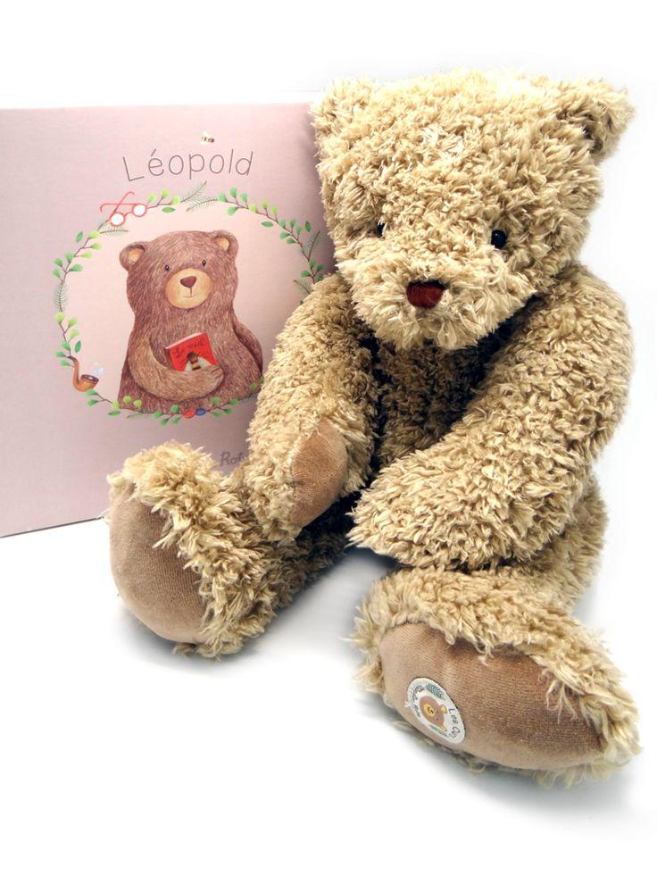 Moulin Roty Leopold Bear