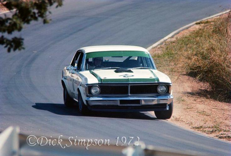 Pete Geoghegans Ford Falcon GTHO 'Super Falcon' Bathurst 1972 (Dick Simpson)...