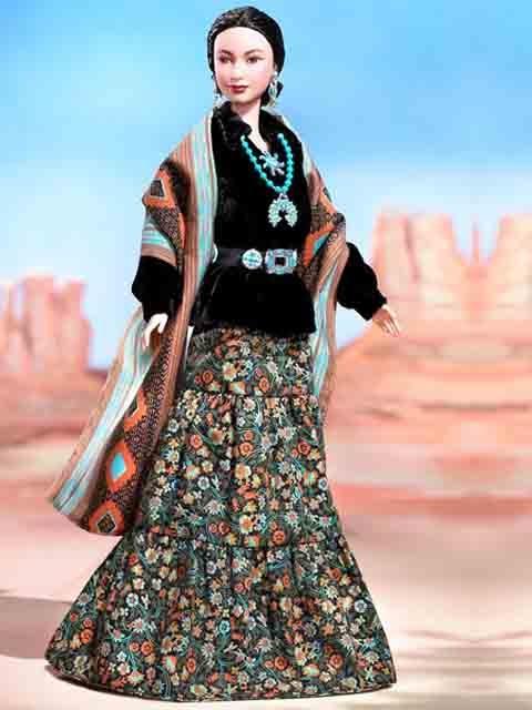 Barbie Princess of Navajo