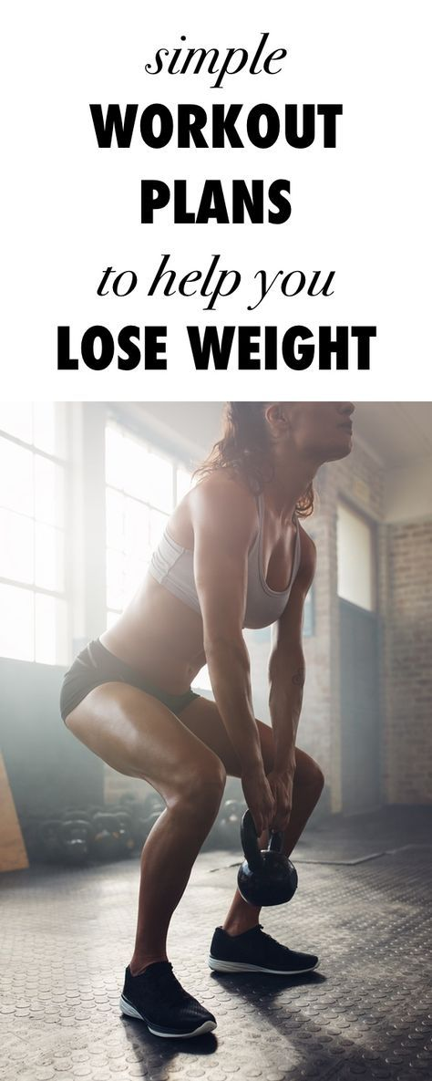 Simple Workout Plans to Help You Lose Weight