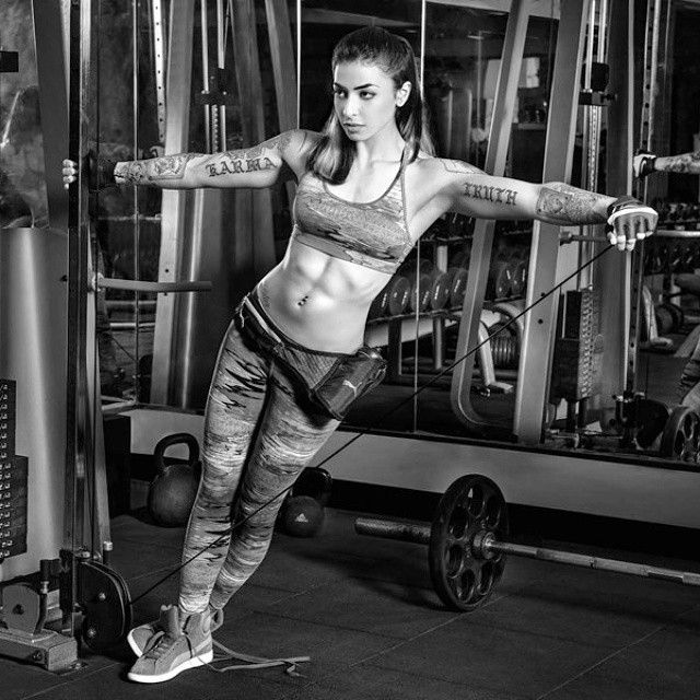 VJ Bani Was Body Shamed For Her Muscular Body And Heres How She Gave It Back