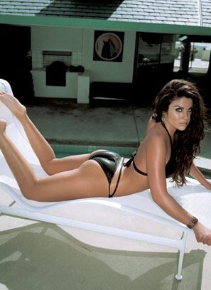 nadia bjorlin hot naked body