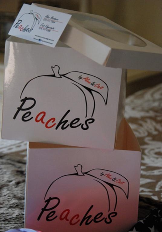 Peaches Packaging  Bikini, Summer, Beach, Fashion, Girls